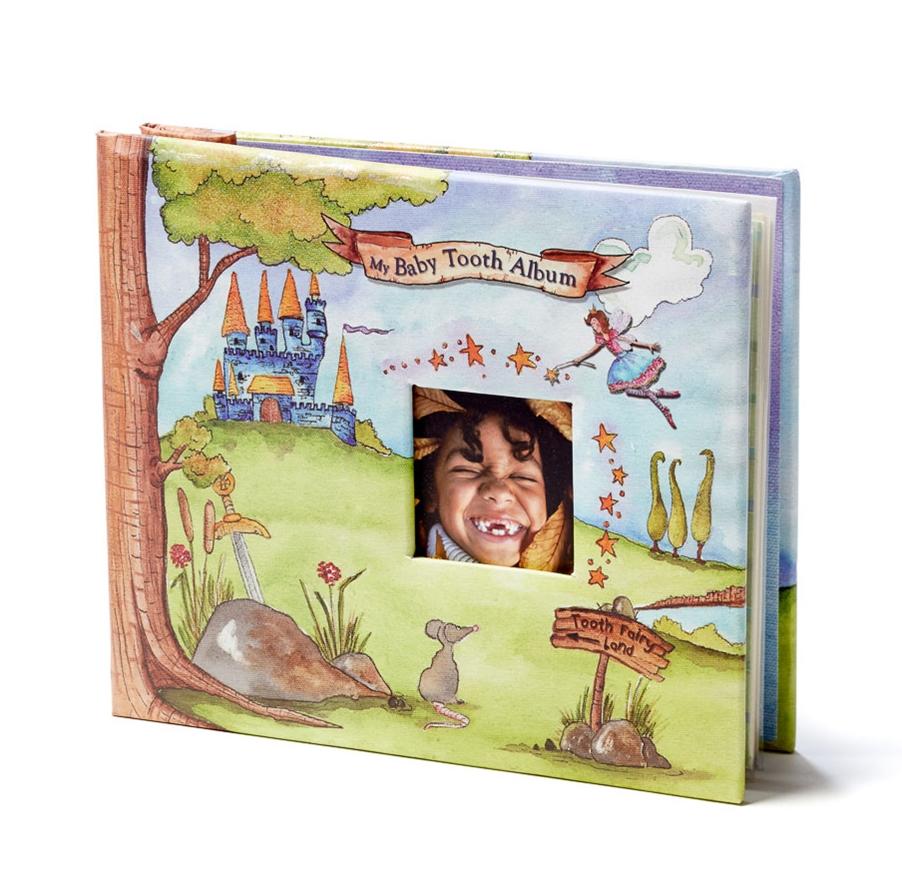 baby memory book boy