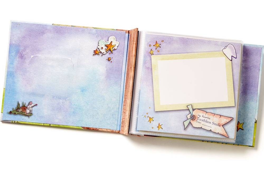 Baby Tooth Memory Book Baby Gifts Baby Tooth Fairy Baby