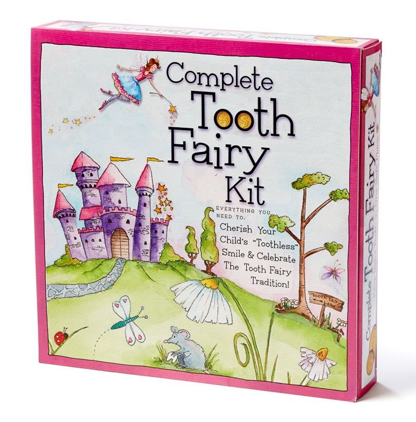 Fairyland Tooth Fairy Set with Accessories HL627