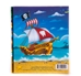 Baby Tooth Album- Tooth Fairy Pirate Collection- Boy - 26183