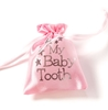Baby Tooth Pouch - Pink Gifts, Tooth Fairy, Keepsakes, Tooth Fairies, Losing Baby Teeth,Gift Collection,Baby Tooth Flapbook,Baby Tooth Album