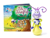 Eli The Firefly-Storybook and Toy